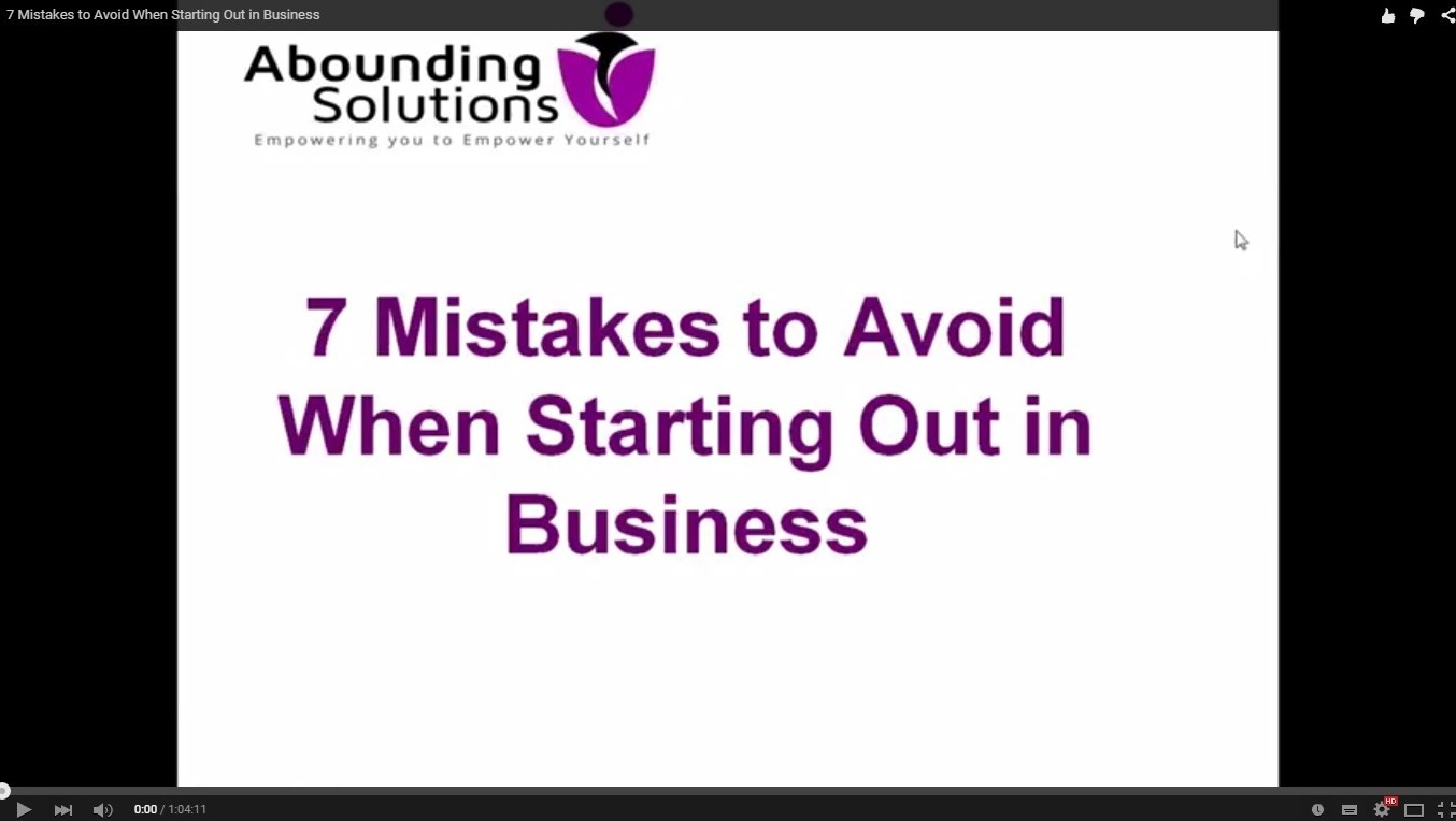 7 Mistakes to Avoid When Starting Out in Business - image